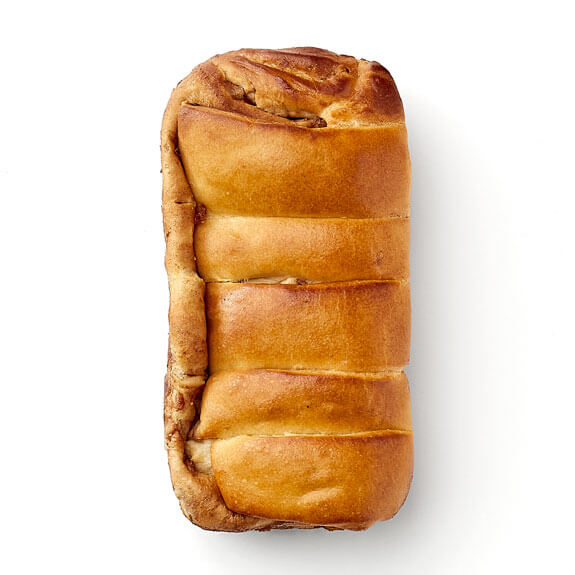 Apple Brioche Loaf