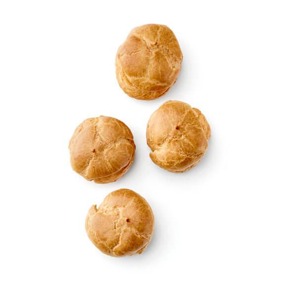 Jumbo Cream Puff Shells