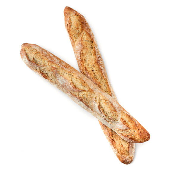 Multigrain French Baguette