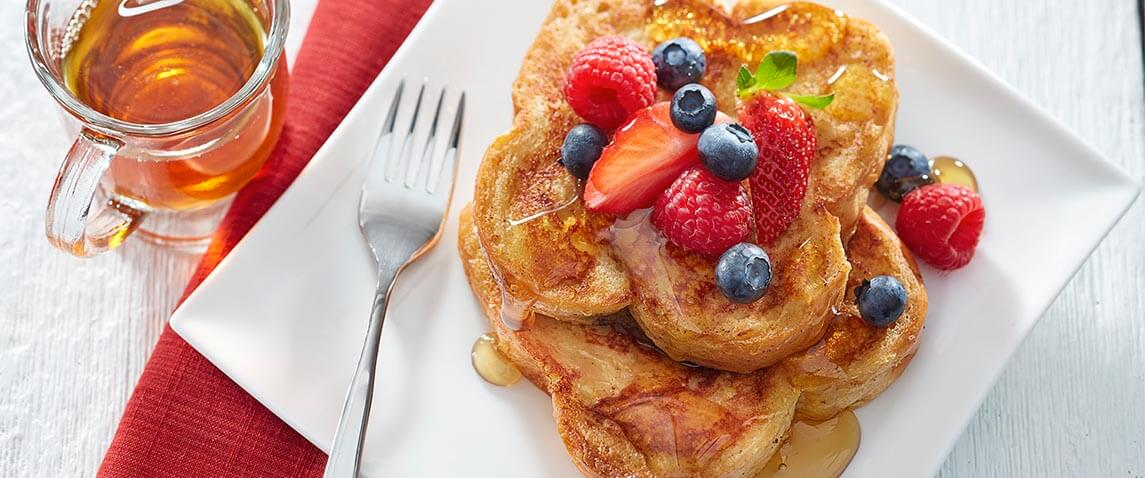 french toast banner